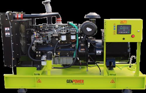 Genpower 10-2500 kVA Otomatik Dizel Kabinli Jeneratör Setleri. Jeneratörlerim Tüm Yük testleri yapılmıştır.