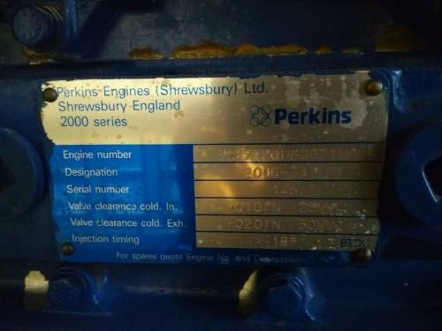 Perkins 400kVA 2.el jeneratör