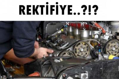 Motor Rektifiye nedir? Rektifiyeli jeneratör alınır mı?