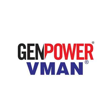 GENPOWER VMAN DİZEL JENERATÖRLER 310 kVA ile 1250 kVA ARASI